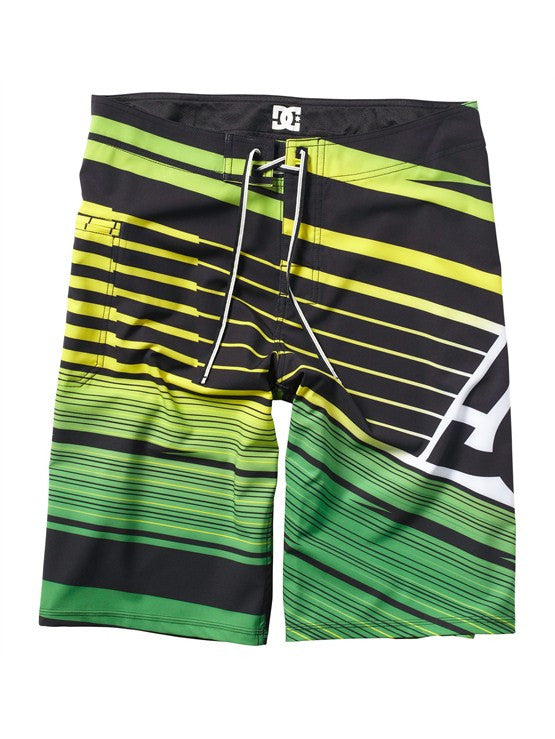 DC Exhaust  Boardshorts - Safety Yellow - Men's Shorts