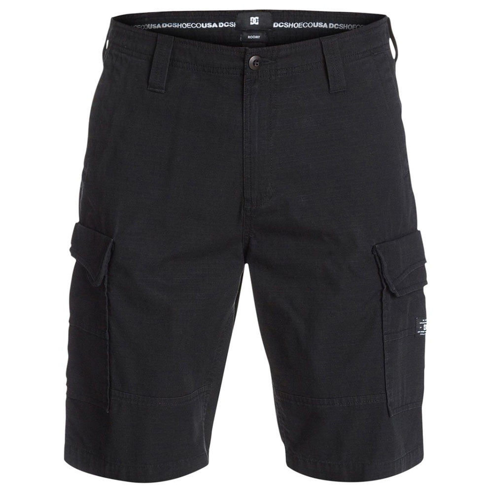 "DC Ripstop Cargo 22"" - Anthracite KVJ0 - Men's Shorts"
