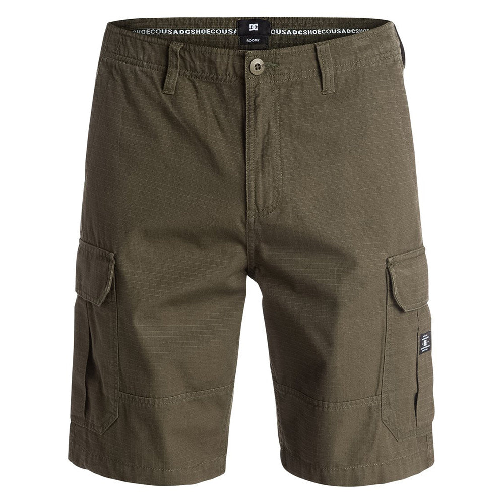 DC Ripstop Cargo - Forest Night CSN0 - Men's Shorts