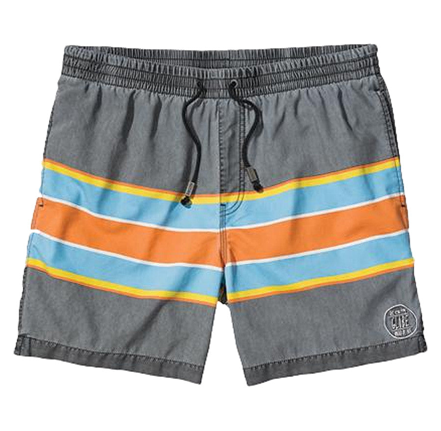 Globe Moonshine Men's Boardshorts - Vintage Black
