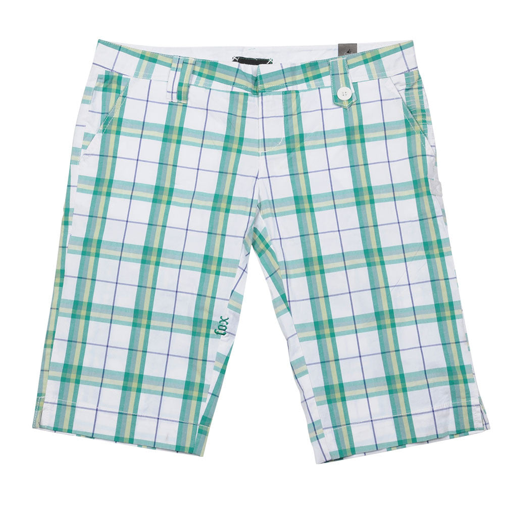 Fox Starboard - Girl's Shorts - Green