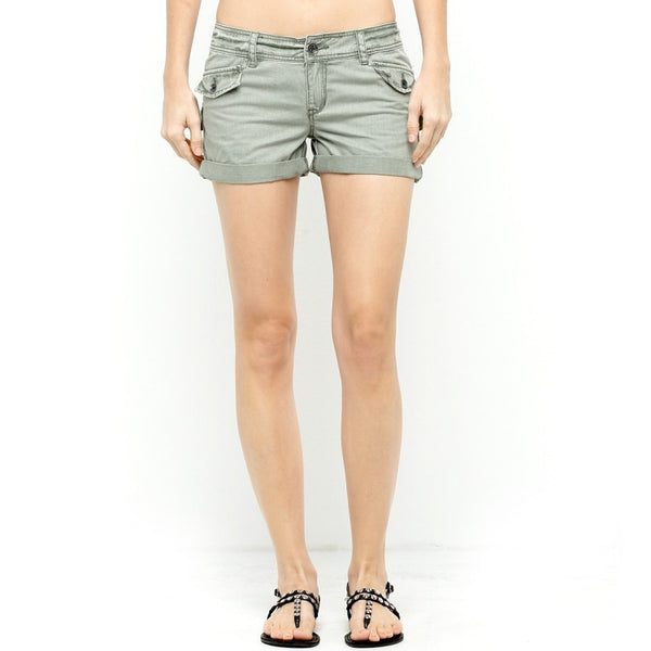 Roxy Download - Olive - Women's Shorts - Size 1
