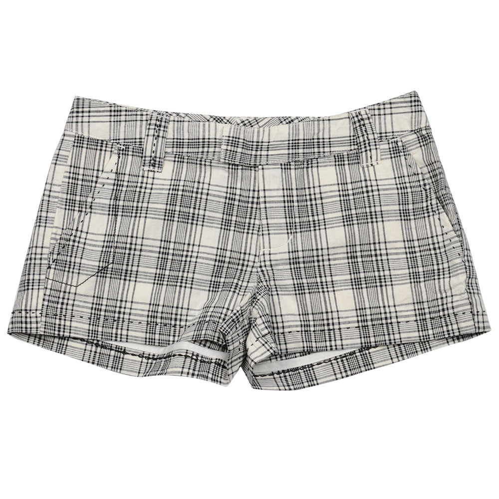 "Volcom Plaidmeister 2 1/2"" Shorts  - Women's Shorts- Black"