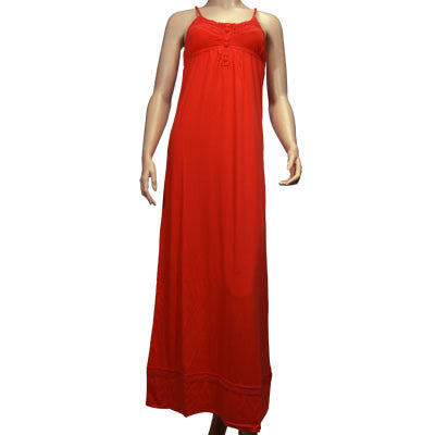Volcom Senorita Bright - Red - Women's Dresses - Extra Small
