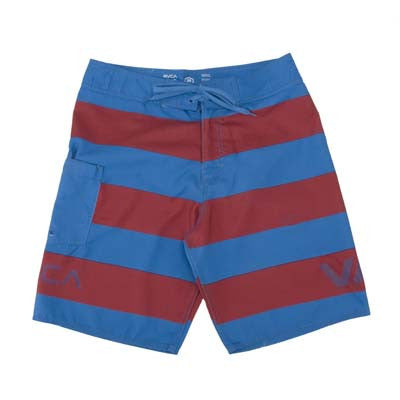RVCA Buster Grill - Blue - Men's Boardshorts