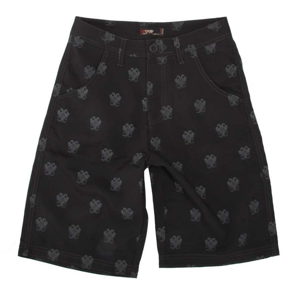 Underground Products Regime - Black - Men's Shorts