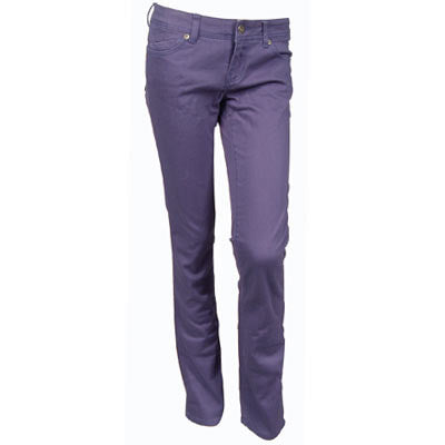 Element Aeon Straight Fit Royal - Royal - Women's Pants - Size 5