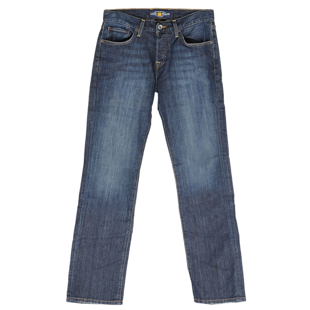 Lucky 221 Original Straight Jeans - Blue - Mens Pants