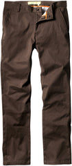 Enjoi Boo Khaki Slim Straight - Dark Brown - Men's Pants
