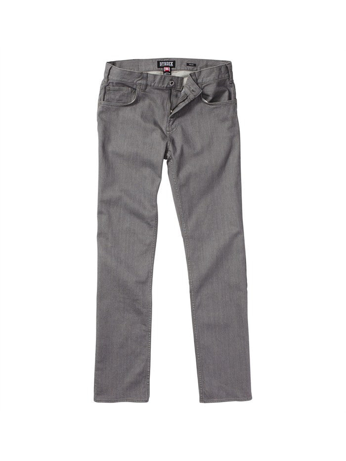 DC Rob Dyrdek Factory Jeans - Grey Rinse - Men's Pants