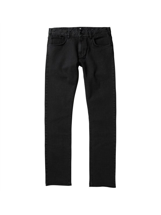 DC Skinny Fit Jeans - Used Black - Men's Pants