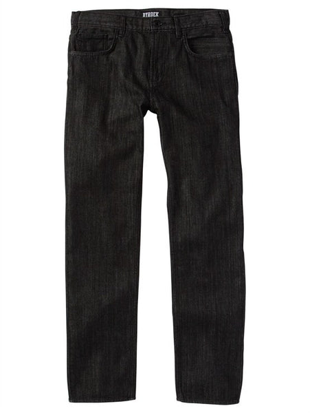 DC Rob Dyrdek Flag Jeans - Black Rinse - Men's Pants
