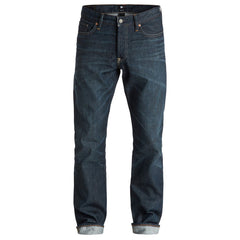 DC Washed Straight Fit - Cast Worn BRQW - Men's Pants