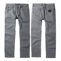 Fallen Straight Fit - Grey - Men's Pants