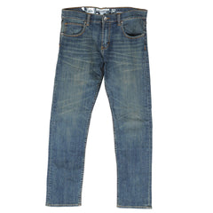 Quiksilver Revolver Jeans - Blue - Men's Pants