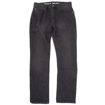 RVCA Chevy Remix - Worn Black - Men's Pants