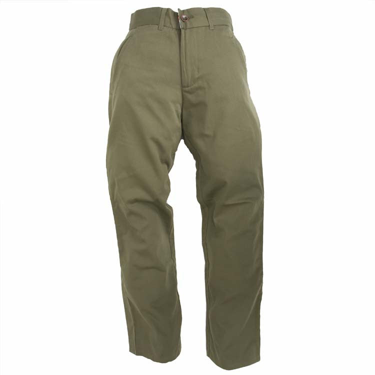 Elwood Stuck - Army Green - Men's Pants - Size 30