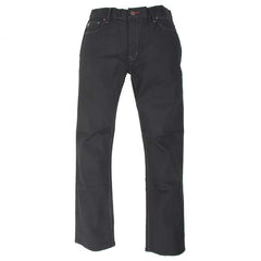 Elwood Kenny - Black Oiled - Men's Pants