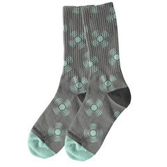 Alien Workshop Sonic - Grey - Men's Socks (1 Pair)