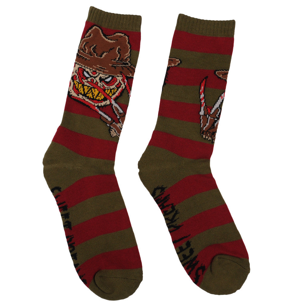 Spitfire Sweet Dreams - Green/Red - Men's Socks (1 Pair)
