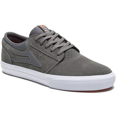 Lakai Griffin - Gargoyle Suede - Men's Skateboard Shoes