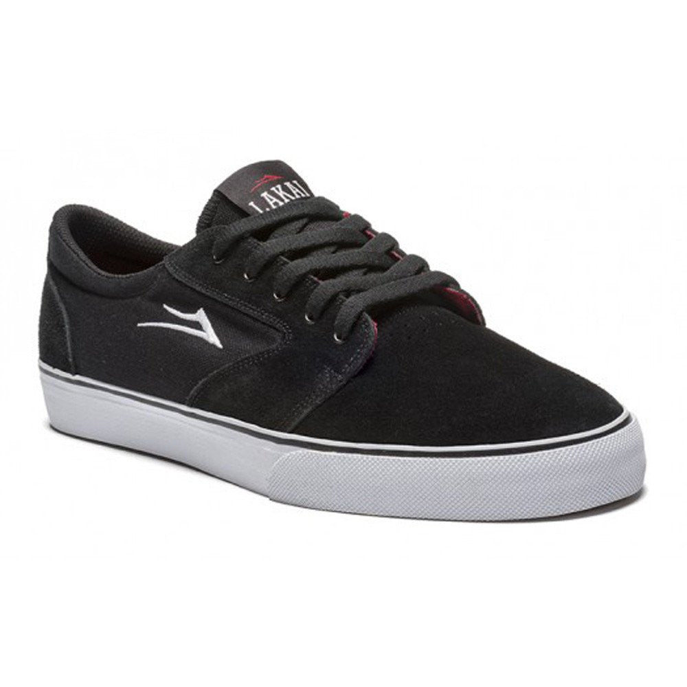 Lakai Fura - Black Suede - Men's Skateboard Shoes