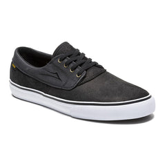 Lakai Camby - Black Oiled - Men's Skateboard Shoes