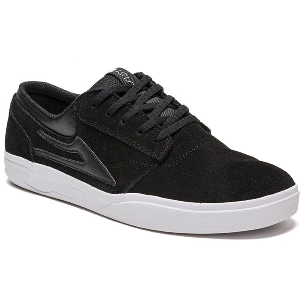 Lakai Griffin XLK - Black/White - Men's Skateboard Shoes