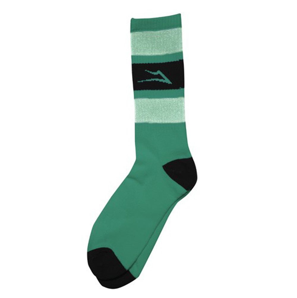 Lakai Bar - Green - Men's Socks (1 Pair)