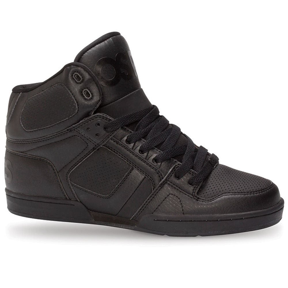 Osiris NYC 83 - Black - Men's Skateboard Shoes