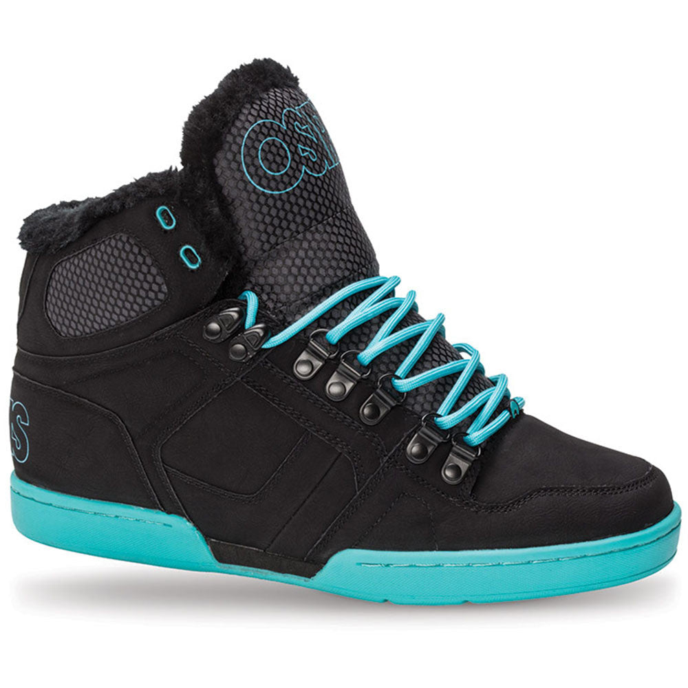 Osiris NYC 83 Shearling - Qbert - Men's Skateboard Shoes