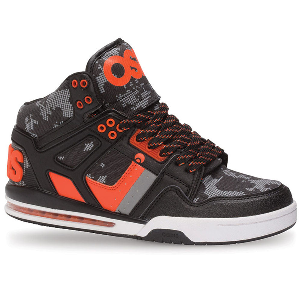 Osiris Rucker - Fatigues - Men's Skateboard Shoes