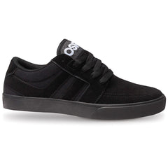 Osiris Lumin - Black/Black/Black - Men's Skateboard Shoes
