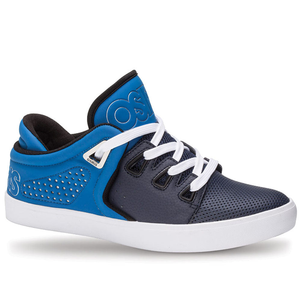 Osiris D3V - Bluj/Bingaman - Men's Skateboard Shoes