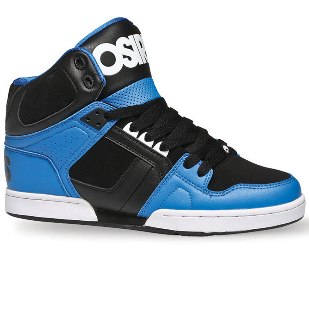 Osiris NYC 83 - Blue/Black - Men's Skateboard Shoes