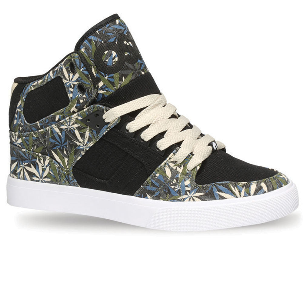 Osiris NYC 83 Vulc - Black/420 - Men's Skateboard Shoes