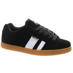 Osiris Loot - Black/Gum - Men's Skateboard Shoes