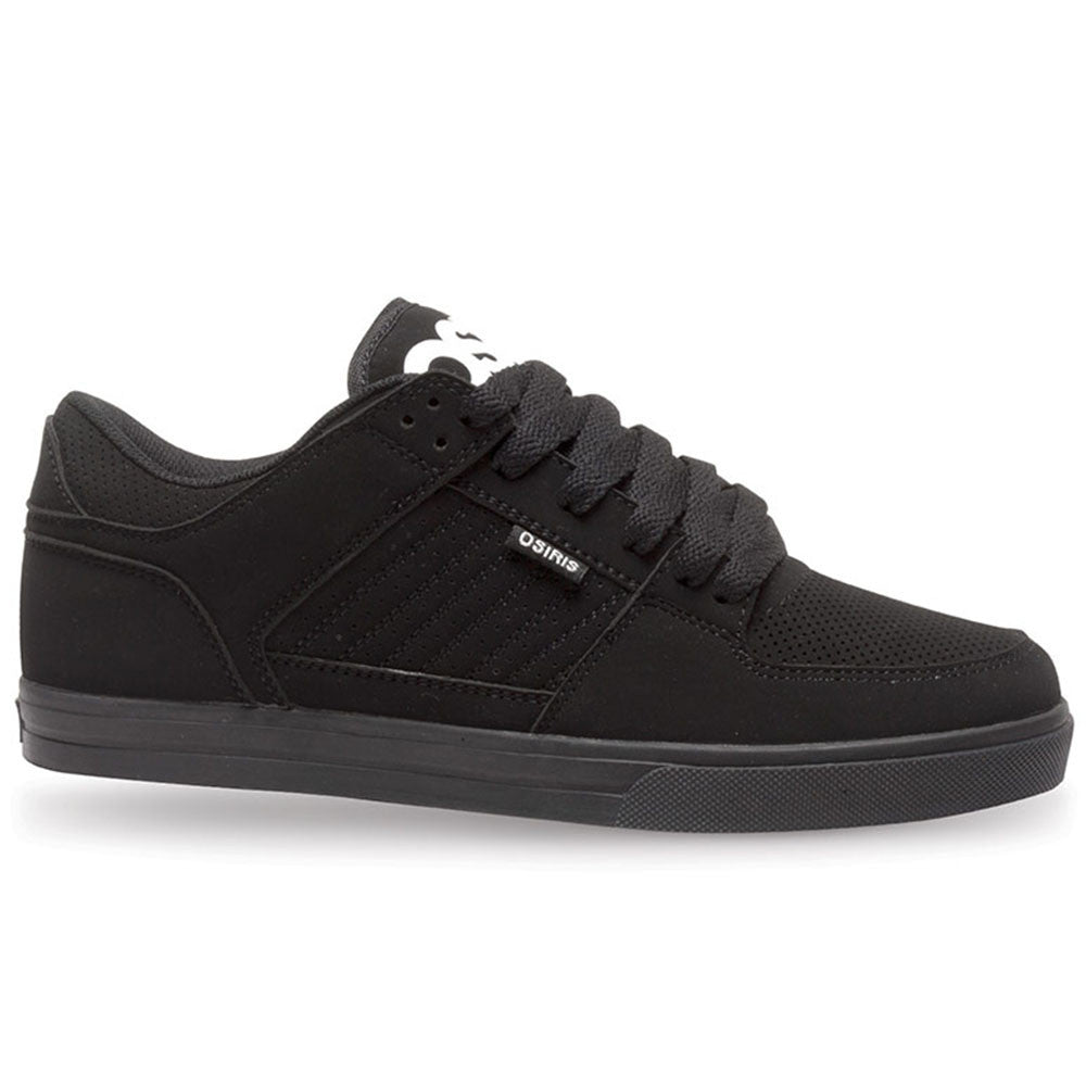 Osiris Protocol - Black/Black/Black - Men's Skateboard Shoes