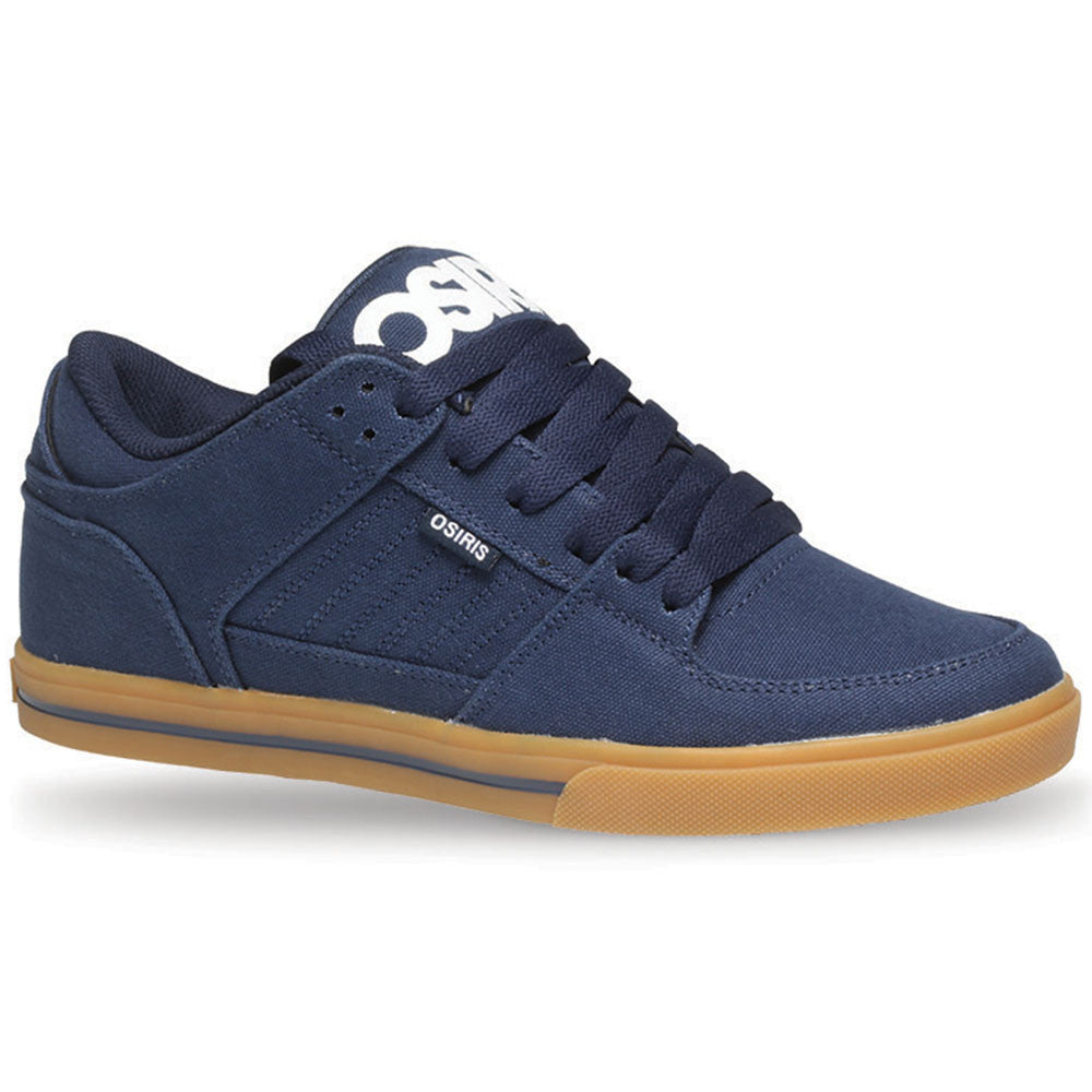 Osiris Protocol - Navy/White/Gum - Men's Skateboard Shoes