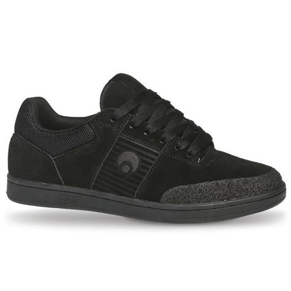 Osiris Sleak - Black/Black - Men's Skateboard Shoes