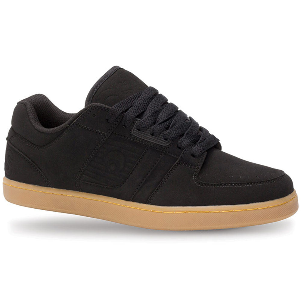 Osiris Script - Black/Gum - Men's Skateboard Shoes