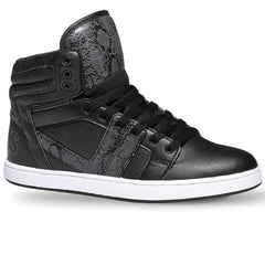 Osiris Cthi - Black/White - Men's Skateboard Shoes