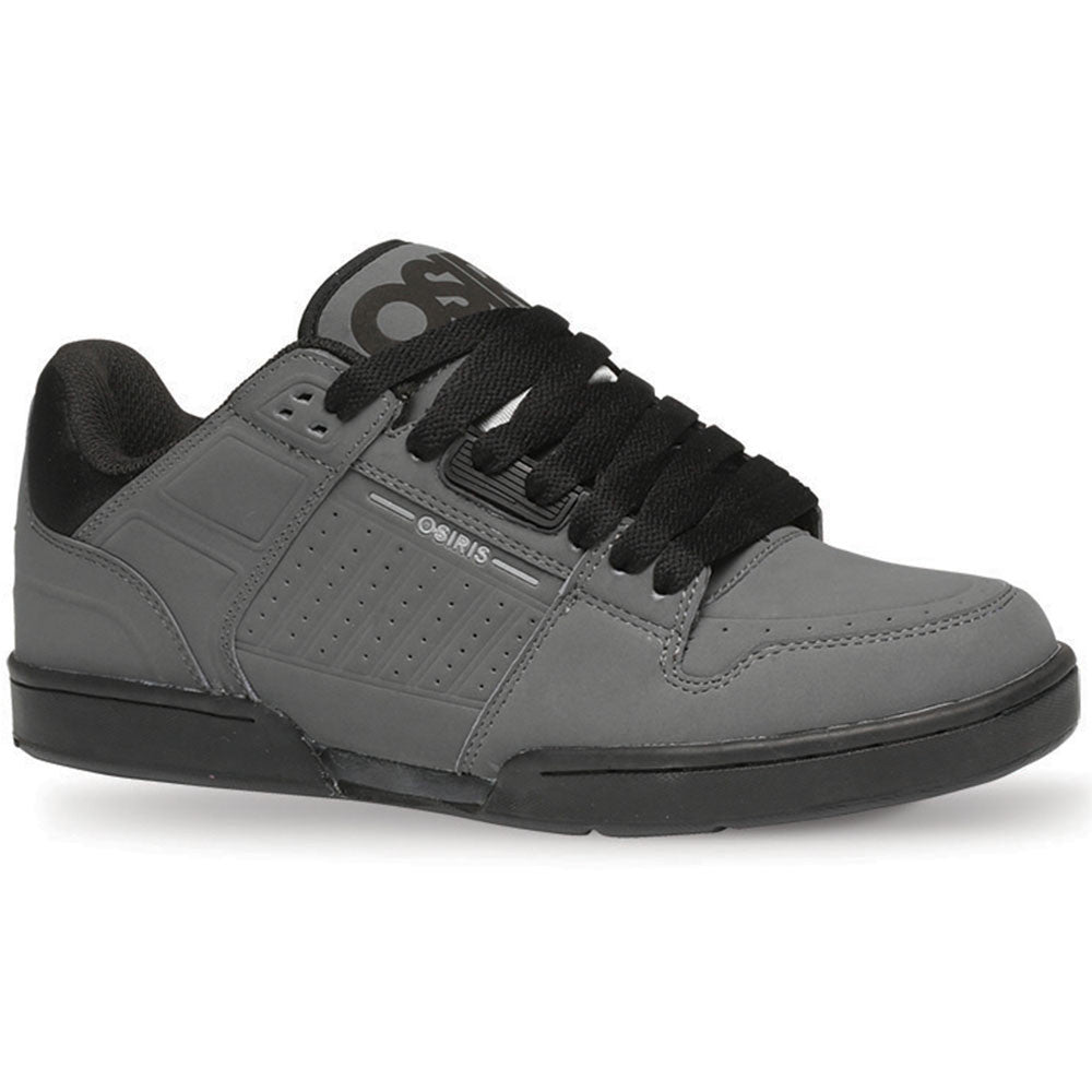 Osiris Protocol XPD - Charcoal/Black - Men's Skateboard Shoes