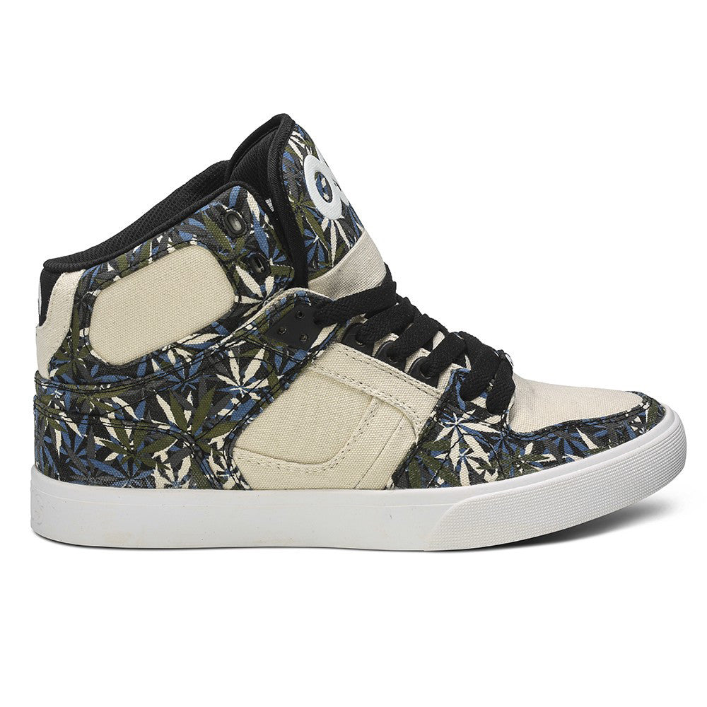 Osiris NYC 83 Vulc - Natural/420 - Men's Skateboard Shoes
