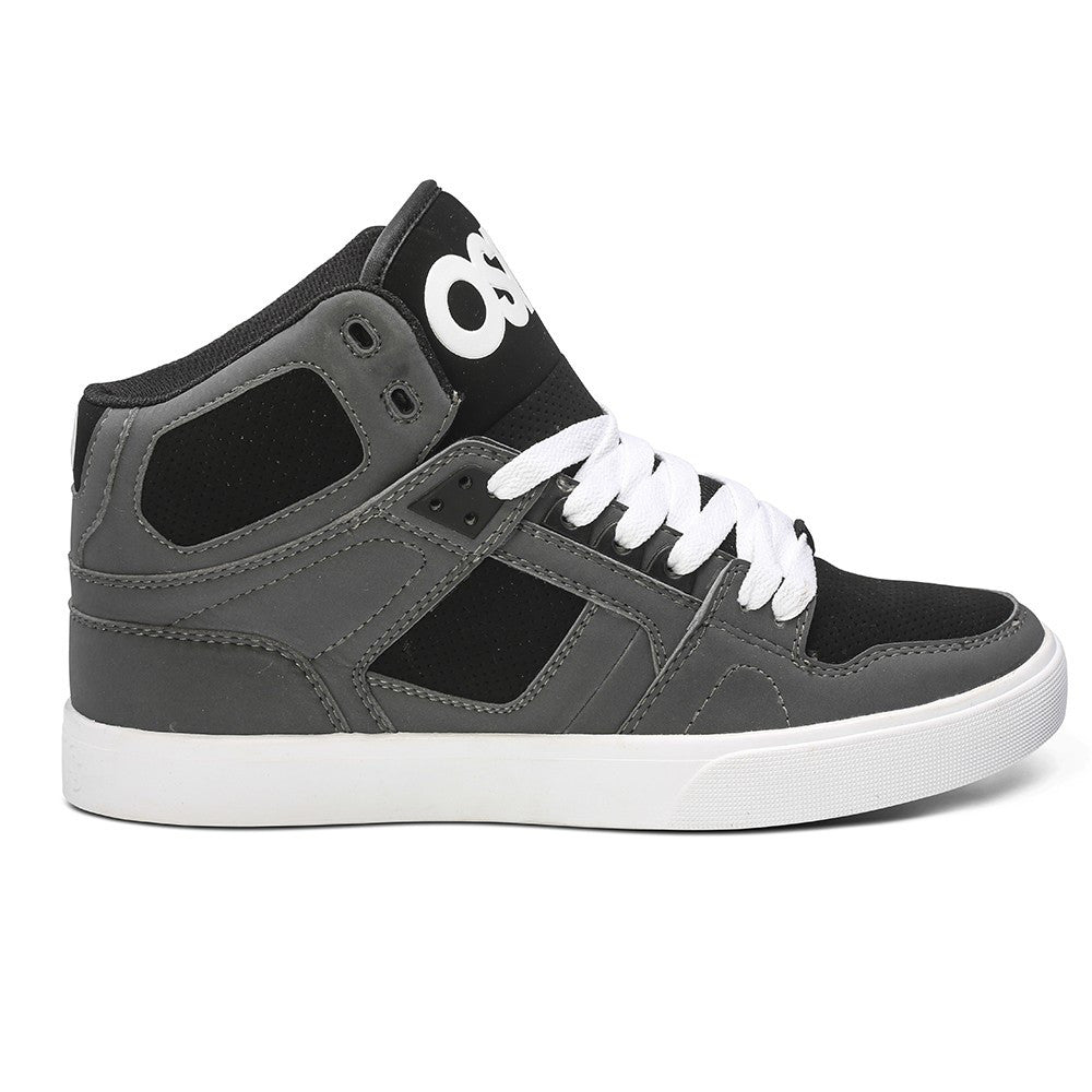 Osiris NYC 83 Vulc - Grey/White - Men's Skateboard Shoes