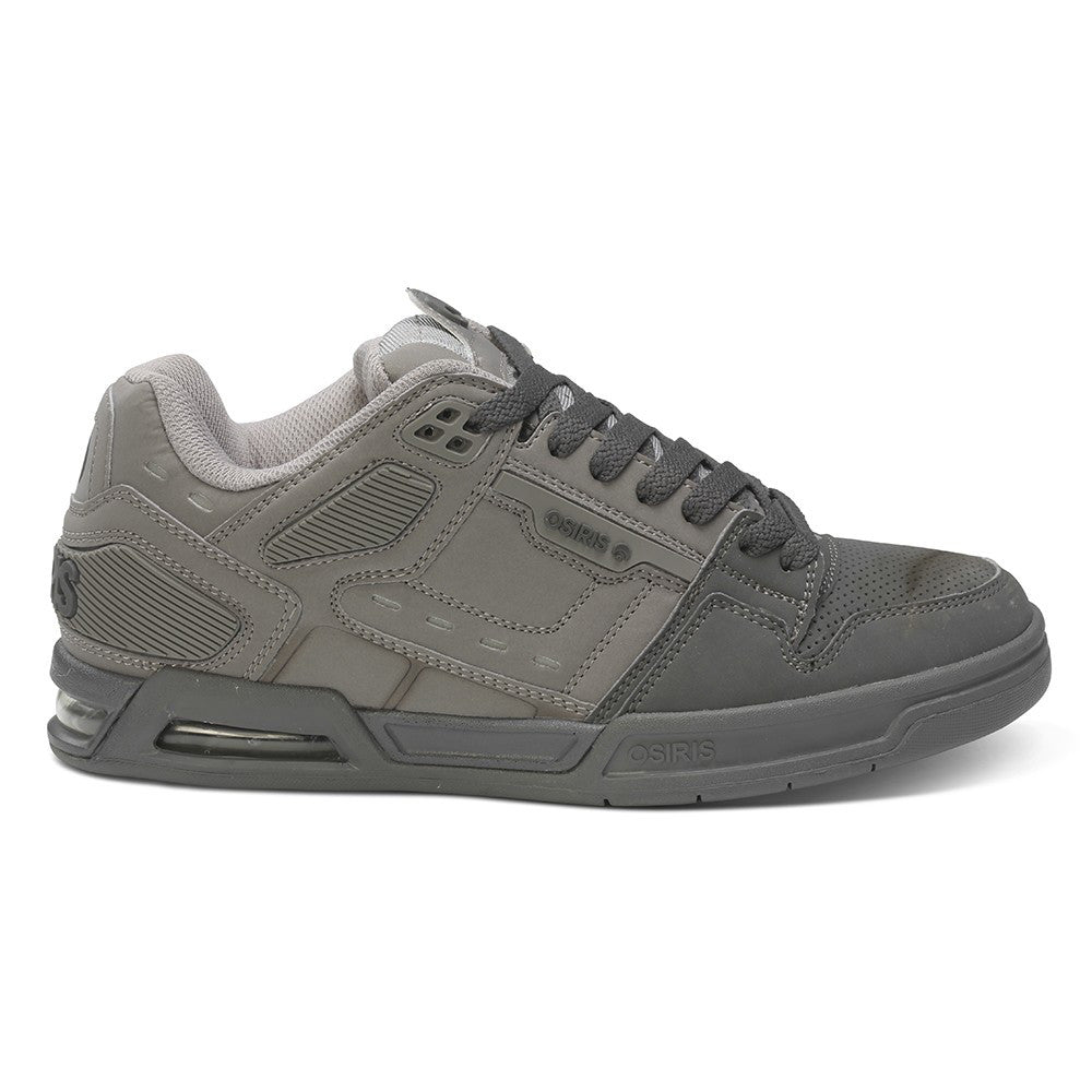 Osiris Peril - Grey/Charcoal - Men's Skateboard Shoes