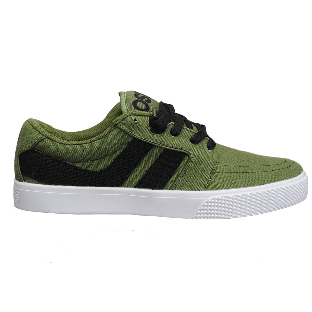 Osiris Lumin - Green/Black - Men's Skateboard Shoes