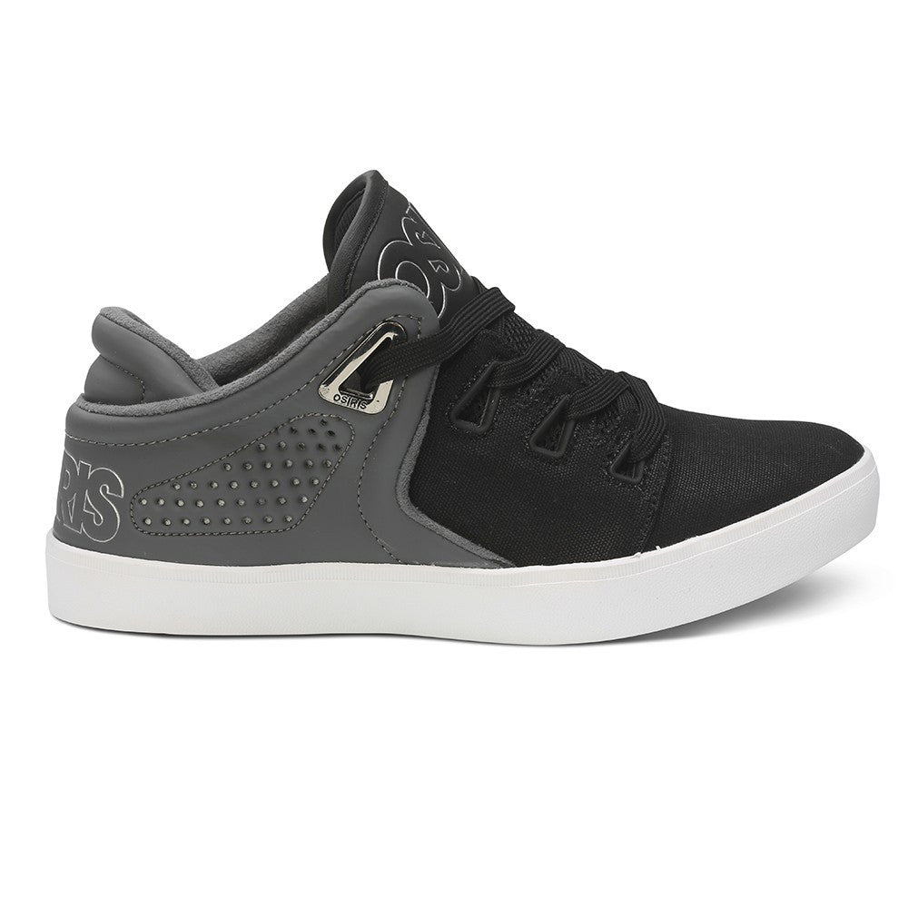 Osiris D3V - Charcoal/Black - Men's Skateboard Shoes