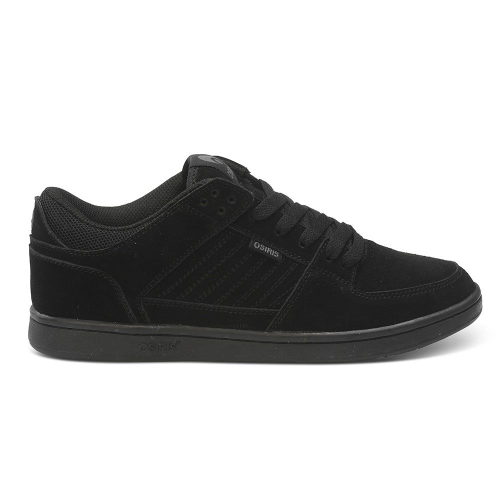 Osiris Protocol SLK - Black/Black - Men's Skateboard Shoes