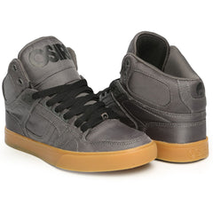 Osiris NYC 83 Vulc - Dark Grey/Gum - Men's Skateboard Shoes